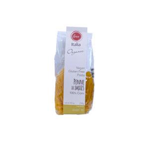 penne-pasta-corn