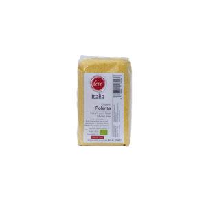 Organic-polenta