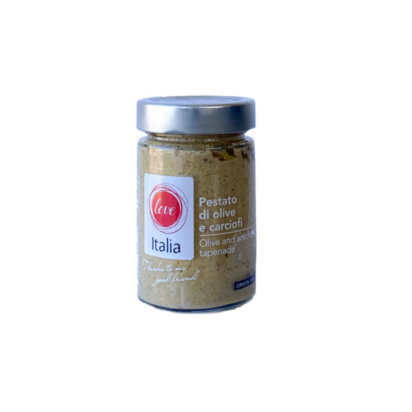 Olive-tapenade-with-artichoke